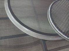 Tensioned mesh sieves - Robinson Wire Cloth Ltd.