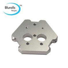 (34.89$)  Watch now  - 3D printer accessories aluminum all-metal M3 delta Kossel fisheye effector aluminum CNC Metal cyclop/Chimera effector