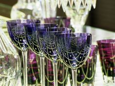 Crystal Glasses, Baccarat Museum