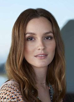Gossip Girl's Leighton Meester is new face of Biotherm - All About Leighton Meester Hair, Leighton Marissa Meester, Beauty Secrets, Beauty Hacks, Little Girl Models, Blair Waldorf, Natural Looks, Quebec, Pretty People