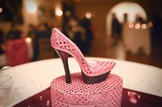 High Heels, 40th Birthday Birthday Party Ideas | Photo 13 of 21 | Catch My Party