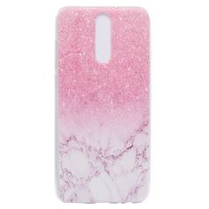 Coque Huawei Mate 10 Lite Paillettes Et Marbre 4 90 Telephone Cases Huawei Case Phone