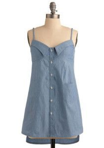 backofthepickuptunic has directions to make a top like this from a man's dress shirt