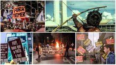 Fonte: Movimentos sociais sustentam que é a maior greve da história do Brasil #BrasilEmGreve | GGN