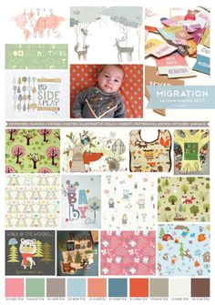 Autumn/Winter 2013/14 - Baby Trend - Migration