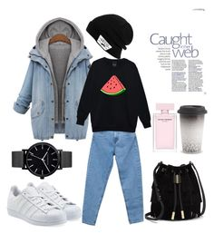 """""""Untitled #26"""" by aleksaroyus on Polyvore featuring Pull&Bear, adidas Originals, Vans, Vince Camuto, The Horse and Wedgwood"""