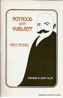 Boyhood with Gurdjieff by Fritz Peters