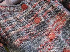 Magia do Crochet Baby Patterns, Knitting Patterns Free, Knit Patterns, Free Knitting, Magia Do Crochet, Crochet Bebe, Knit Crochet, Knitting For Kids, Lana