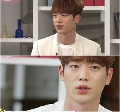 Actor Seo Kang Jun compared himself to his character Baek In Ho on tvN's 'Cheese in the Trap'.On the