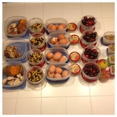 Food Prep for the Week: Meal Planning for the Week Made Easy