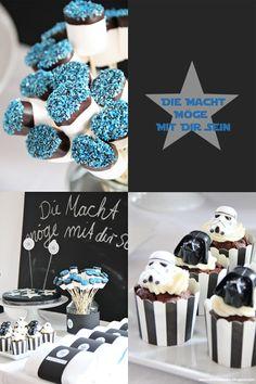 natuerlichkreativ: Star Wars Geburtstagsparty