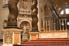 The plinths and the Barberini coats of arms - Startpage Picture Search
