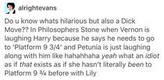Petunia Dursley, Harry Potter, hp, Lily Evans