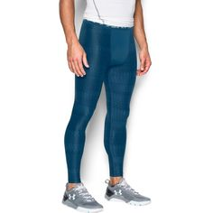 Under Armour Mens HeatGearArmour 2.0 Compression Novelty Legging Under  Armour 0d9ff413407
