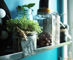 Idées déco : étagères végétales Decoration, Plants, Diy Room Decor, Green, Decor, Decorating, Flora, Decorations, Dekoration