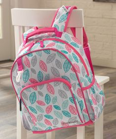 Another great find on #zulily! Leaves Medium Backpack #zulilyfinds