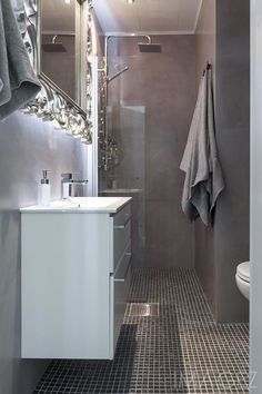 bathroom towel ideas is certainly important for your home. Whether you pick the remodeling bathroom ideas or bathroom remodel tips, you will make the best rebath bathroom remodeling for your own life. Small Bathroom Storage, Wet Rooms, Home Spa, Bathroom Towels, Bathroom Inspiration, Bathroom Ideas, Bathroom Renovations, Modern Bathroom, Home Projects