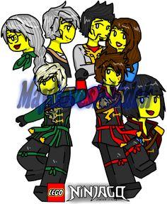 Lego ninjago #947 by MaylovesAkidah.deviantart.com on @DeviantArt