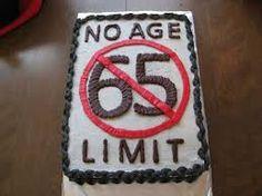 birthday cakes for older folks
