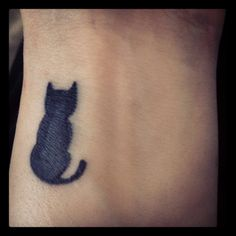 Cat Paw Tattoo | cat - Tattoologist | Rodeo Magazine