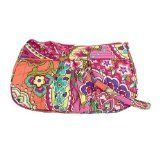 Women's Shoulder Bags - Vera Bradley Frannie Crossbody Pink Swirls -- You can find more details by visiting the image link.