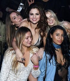 """Selena Gomez arrives at her official """"Revival Tour"""" kick off after party at Light Nightclub at Mandalay Bay Hotel and Casino (Photo credit: Denise Truscello / WireImage)."""