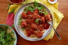 Protein packed Plant-Based Meatballs that will knock your socks off!
