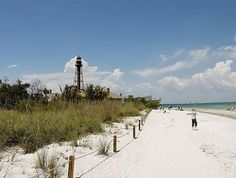 sanibel beach - Lighthouse Beach