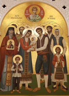 Martyrs of Prebilovci, St. Sava Temple, Belgrade