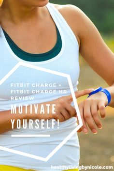 Fear? Not If You Use FitBit The Right Way! 👉 http://healthylivingbynicole.com/fitness/fitbit-charge-fitbit-charge-hr-review-motivate-yourself/