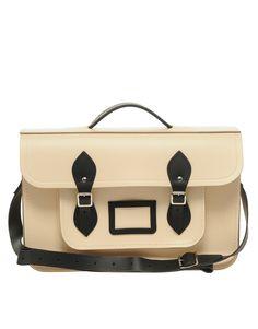 Bag by Cambridge Satchel Company. €188 seen at ASOS.