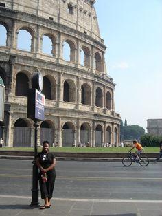 The Colosseum  Rome, Italy  Circa 2008
