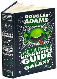 505 Ultimate Hitchhikers Guide to the Galaxy