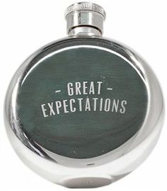 Picture of Great Expectations Flask 3oz