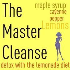 The Master Cleanse, Lose weight, Learn how to detox with the lemonade diet. www.all-about-juicing.com