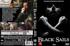 W50 Produções CDs, DVDs & Blu-Ray.: Black Sails - Segunda Temporada Completa
