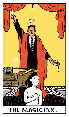 Agent Cooper - The Magician