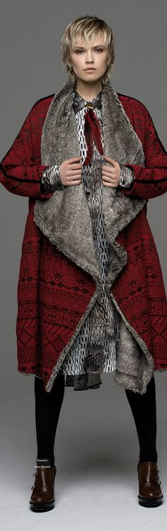 Luciano Soprani Collections Fall Winter 2015-16 collection