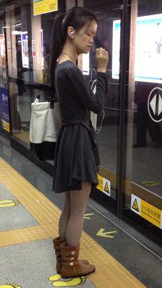 11/5/13 SZ che gong miao subway