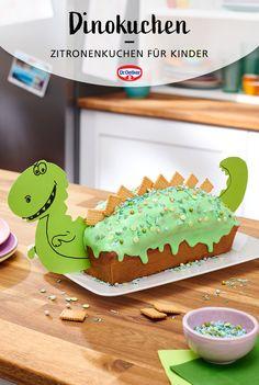 Unicorn Cake Pops, Cupcake Cakes, Cupcakes, Food Art For Kids, Dinosaur Birthday, Food Humor, Creative Cakes, Party Snacks, Kids Meals