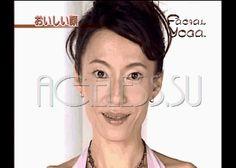Японская йога для лица FaceYogaMethod (Такацу Фумико) в анимациях
