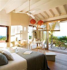 Una casa de inspiración asiática · ElMueble.com · Casas