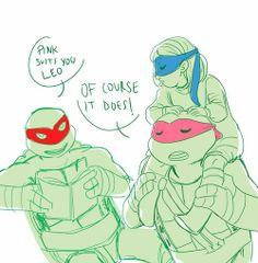 Taiyari: I like fandom! Tea Girl better than the canon one with strange adult face?