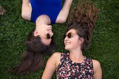 Is Your BFF Your Perfect Match? Total Twinsie alert!