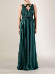 Jason Wu Silk Lamé Gown - D'na - Farfetch.com