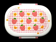 Strawberry Candy Lunch Box | Strawberry Candy Lunch Box