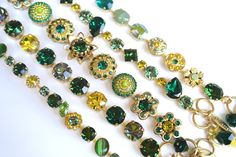 Mariana Jewelry Bracelets in Emerald Green