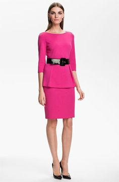 St. John Collection Top & Skirt  available at #Nordstrom