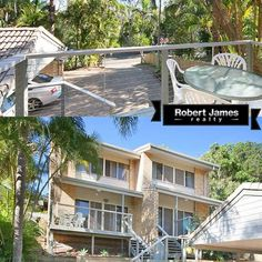 #propertyforsale #Realestate Solid Brick construction, tiled roof,Suspended concrete slab. Ground level: Open plan living, dining, kitchen, laundry and toilet. Level 1: 2 bedrooms with high pitched ceilings,2 way bathroom. Location : 1/29 Bottlebrush Avenue, Noosa Heads, QLD, 4567