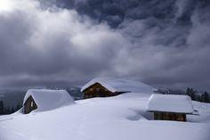 Höher, steiler, lauter - so funktioniert Winter-Tourismus heute in den Alpen meistens. In Balderschwang im Allgäu ist das anders.